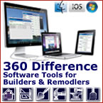 360 Difference Estimating for Mac  & Windows